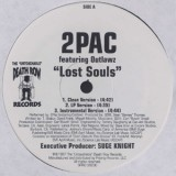 2Pac / Nate Dogg - Lost Souls 12""