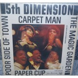 5th Dimension - Carpet Man EP 7''