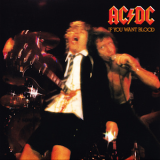 AC/DC - If You Want Blood You Got It LP