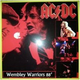 AC/DC - Wembley Warriors ´88 LP