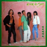 A Cor Do Som - O Som Da Cor LP