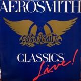 Aerosmith - Classics Live LP
