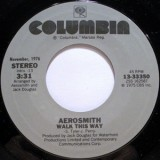 Aerosmith - Walk This Way 7''