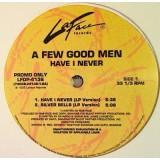 """A Few Good Men - Have I Never 12"""""""