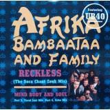 Afrika Bambaata - Reckless 12''