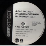 Afu-ra / EZD - A D&D Project In Association With DJ Premier EP