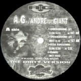 AG - Andre The Giant EP