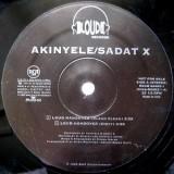 """Akinyele & Sadat X - Loud Hangover 12"""""""