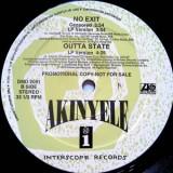 """Akinyele - The Bomb 12"""""""