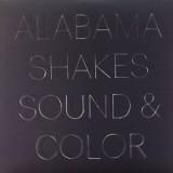 Alabama Shakes - Sound & Color (vinil colorido) 2LP
