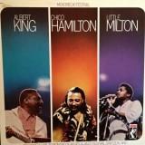 Albert King / Chico Hamilton / Little Milton - Montreux Festival LP