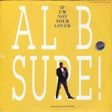 Al B, Sure - If I´m Not Your Lover 12""