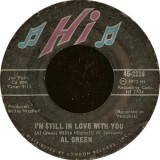 Al Green - I´m Still In Love With You 7""