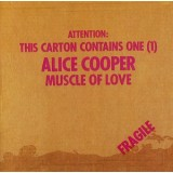 Alice Cooper - Muscle Of Love LP