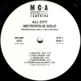 All City - Metropolis Gold 2LP