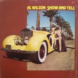 Al Wilson - Show And Tell LP