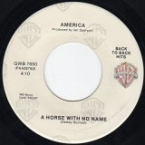 America - A Horse With No Name 7""