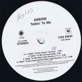 Amerie - Talkin To Me 12""