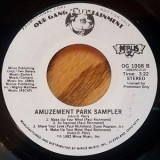 Amuzement Park - Groove Your Blues Away 7""