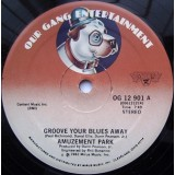 """Amuzement Park - Groove Your Blues Away 12"""""""