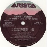 """Annie Lennox - No More I Love You´s (Remix) 12"""""""
