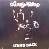 April Wine - Stand Back LP