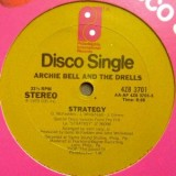 Archie Bell & The Drells - Strategy 12''