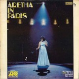 Aretha Franklin - Aretha In Paris LP