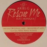 """Ariel G. Feat. Monique - Rescue Me 12"""""""