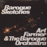 Art Farmer & The Baroque Orchestra - Baroque Sketches LP