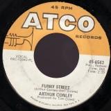 "Arhur Conley - Funky Street 7"""