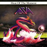 Asia - Heat Of The Moment 7""