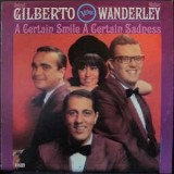 Astrud Gilberto / Walter Wanderley - A Certain Smile A Certain Sadness LP