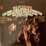 Colonel B. Jubilation & His Mystic Knights Band - Attacks The Hits LP