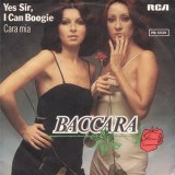 Baccara - Yes Sir I Can Boogie 7''