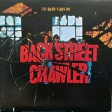 Back Street Crawler - The Band Plays On LP