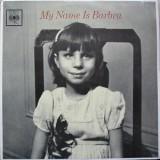 Barbra Streisand - My Name Is Barbra LP