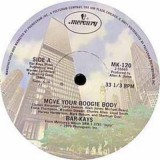 Bar-Kays - Move Your Boogie Body 12''
