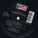 Barrington Levy - Here I Come 12""