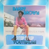 Barry Brown - Step It Up Youthman LP