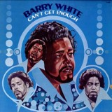 Barry White - Can't Get Enough - LP