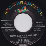 BB King - How Blue Can You Get 7""