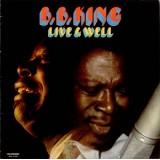 BB King - Live & Well LP