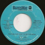 BB King - Paying The Cost To Be The Boss 7""
