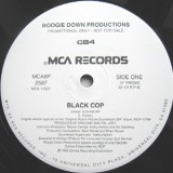 Boogie Down Productions - Black Cop 12""