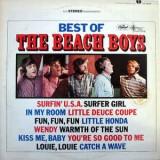 Beach Boys - Best Of The Beach Boys LP