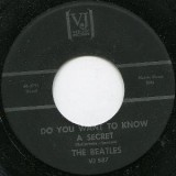 """Beatles - Do You Want To Know A Secret 7"""""""