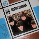 Beatles - Beatles Greatest (JAP) LP