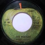 "Beatles - Let It Be 7"""