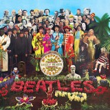 Beatles - Sgt. Peppers Lonely Hearts Club Band LP